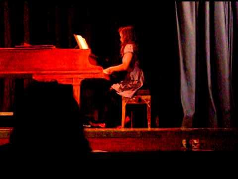 Scott Joplin Gladiolus Rag Ellen Wilkinson School Charity Concert