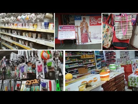 Vishal Mega Mart | Store tour and Shopping Haul | Cheapest Stuffs |