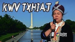 SUAB HMONG NEWS:  Hais kwv txhiaj nyob rau Washington D.C.