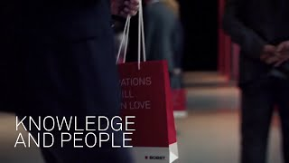 Knowledge & People - BOBST Corporate Video