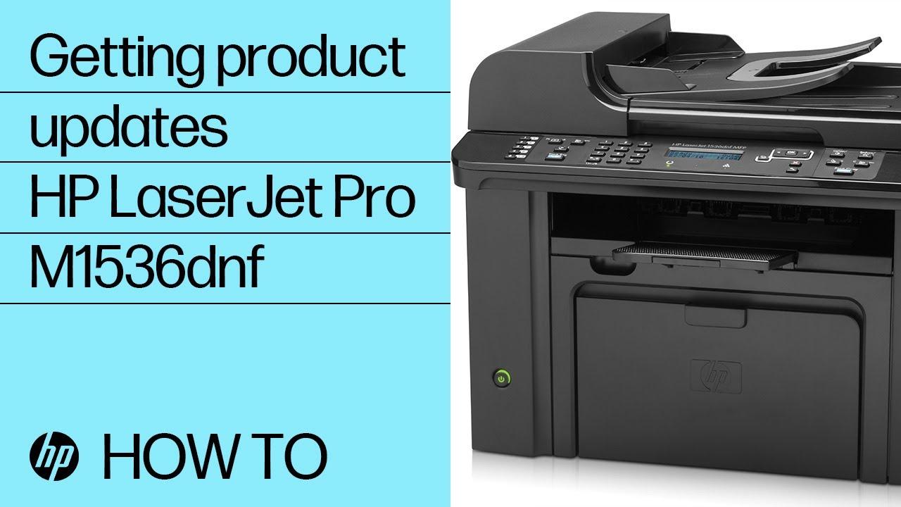 hp laserjet 1536dnf mfp download