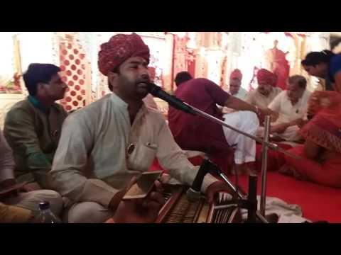SRI KARNI MATA BHAKT-GAN Kolkata.CHIRJA Bhajan utsav 15 August 2016 VISHAL SINGH KAVIYA
