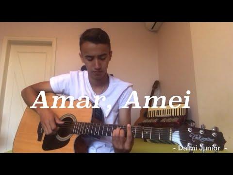 Amar Amei - MC Don Juan - Cover Dalmi Junior