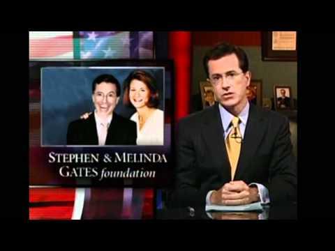 Stephen & Melinda Gates Foundation?