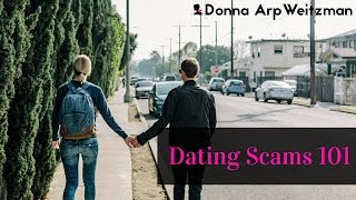 What's the deal with ALL the dating scams?! Donna tells all!