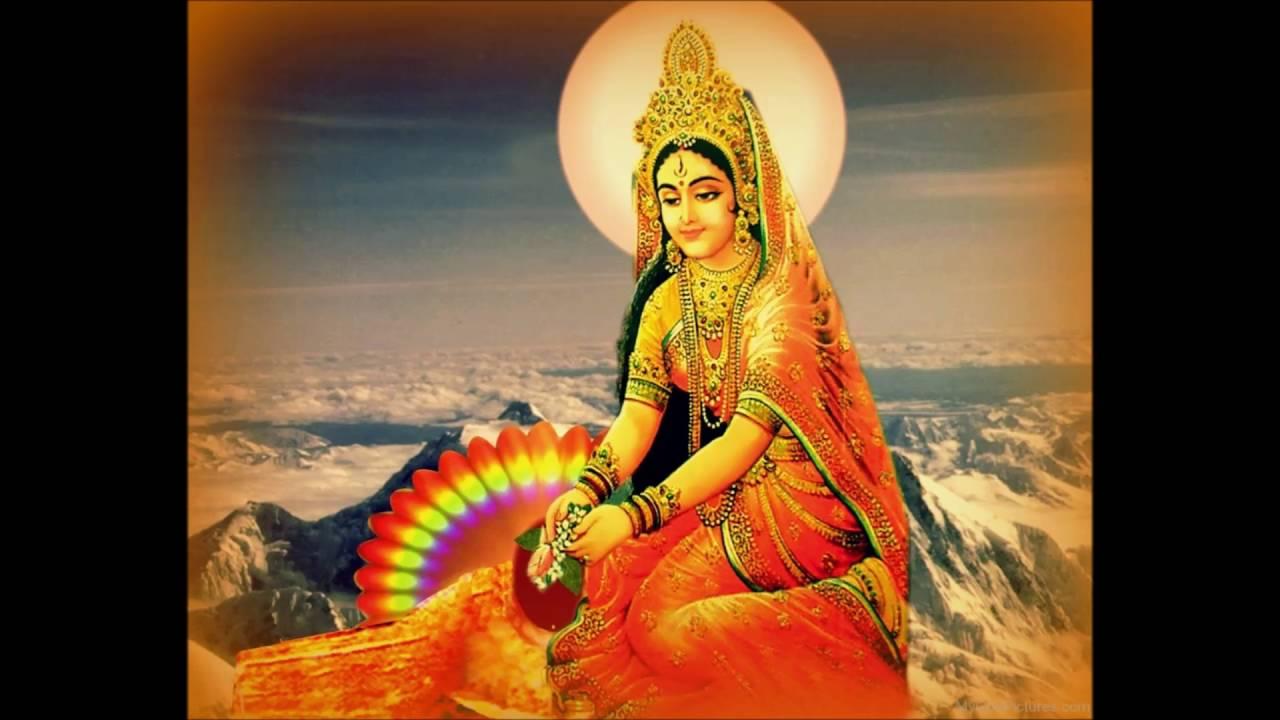 Parvati story shiva The love