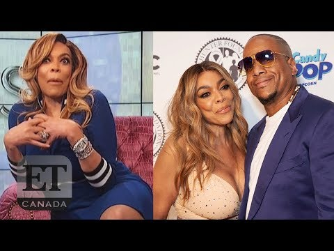 Wendy Williams' Husband Responds To Divorce
