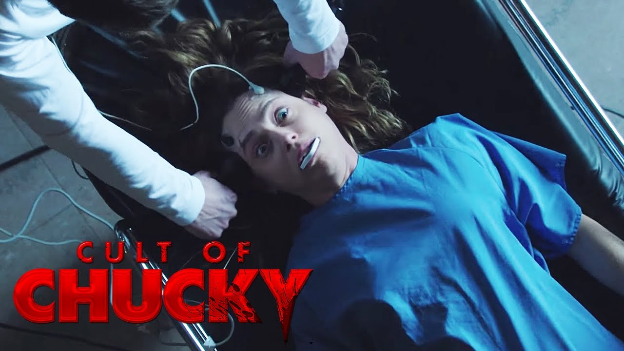 Download Cult Of Chucky | Electroshock Therapy | Film Clip