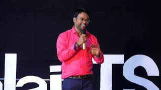 Indian Startup Founder's Story | Senthilkumar Murugesan | TEDxBalajiITS