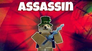 IM STILL OVERPOWERED | Roblox Assassin Gameplay