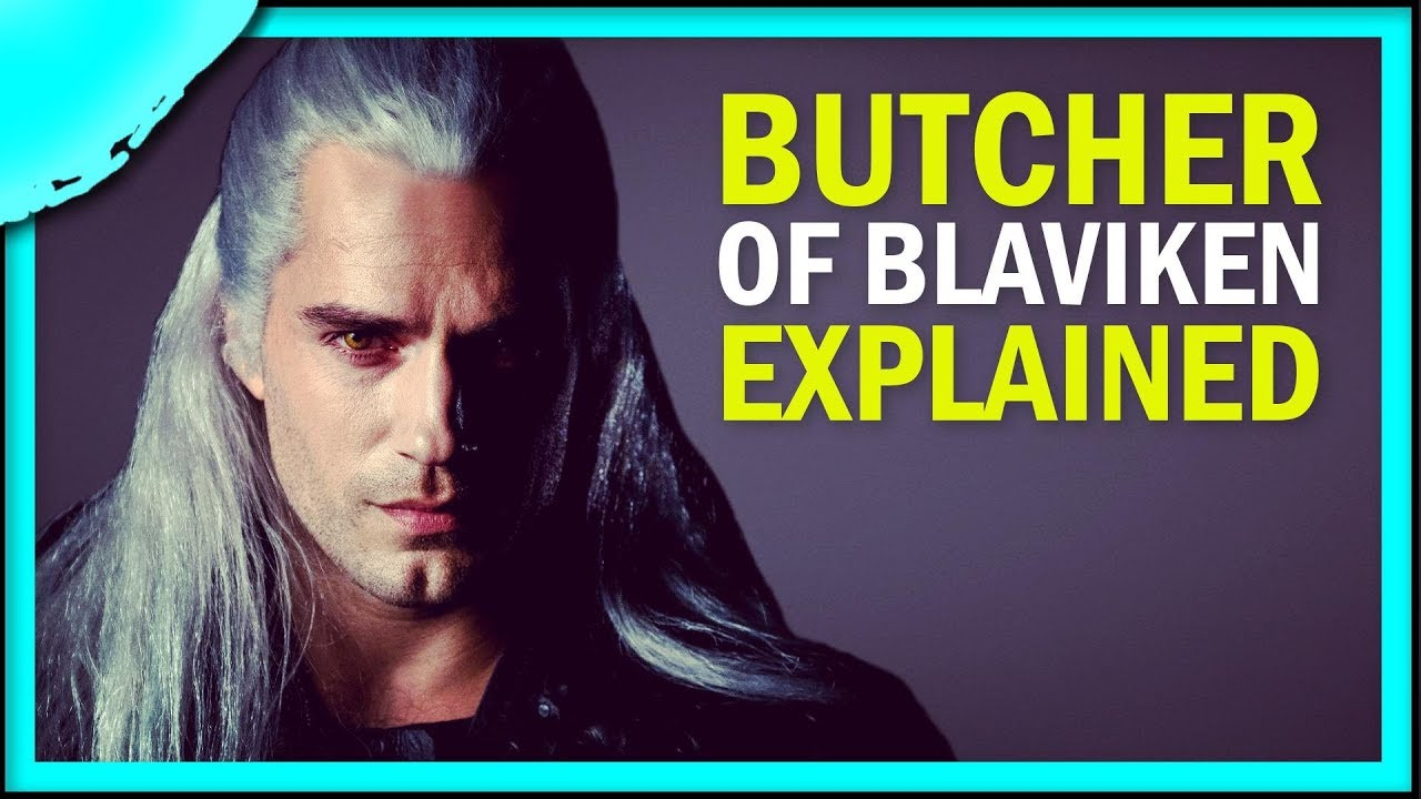 The Witcher | Why is Geralt called the Butcher of Blaviken? (The Lesser  Evil)