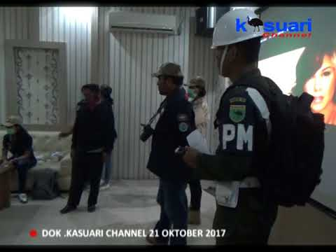 02 -  KASUARI NEWS - DALAM OPERASI BERSINAR DIDAPATI BANYAK ASN JADI TAMU KARAOKE