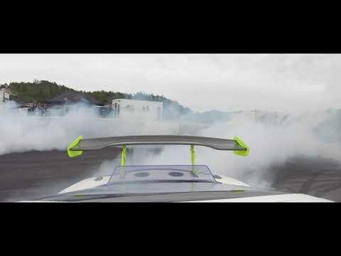 Svensson Drift Team, Mazda RX7, NM Egersund