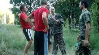 Урок Занятия рукопашным боем 6