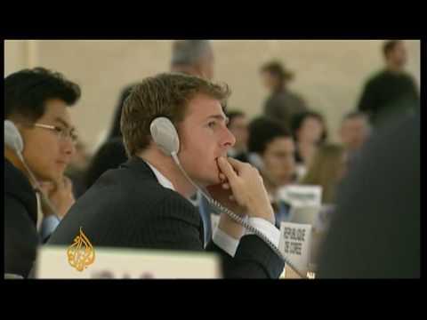 UN Backs Gaza War Crimes Report - 16 Oct 09