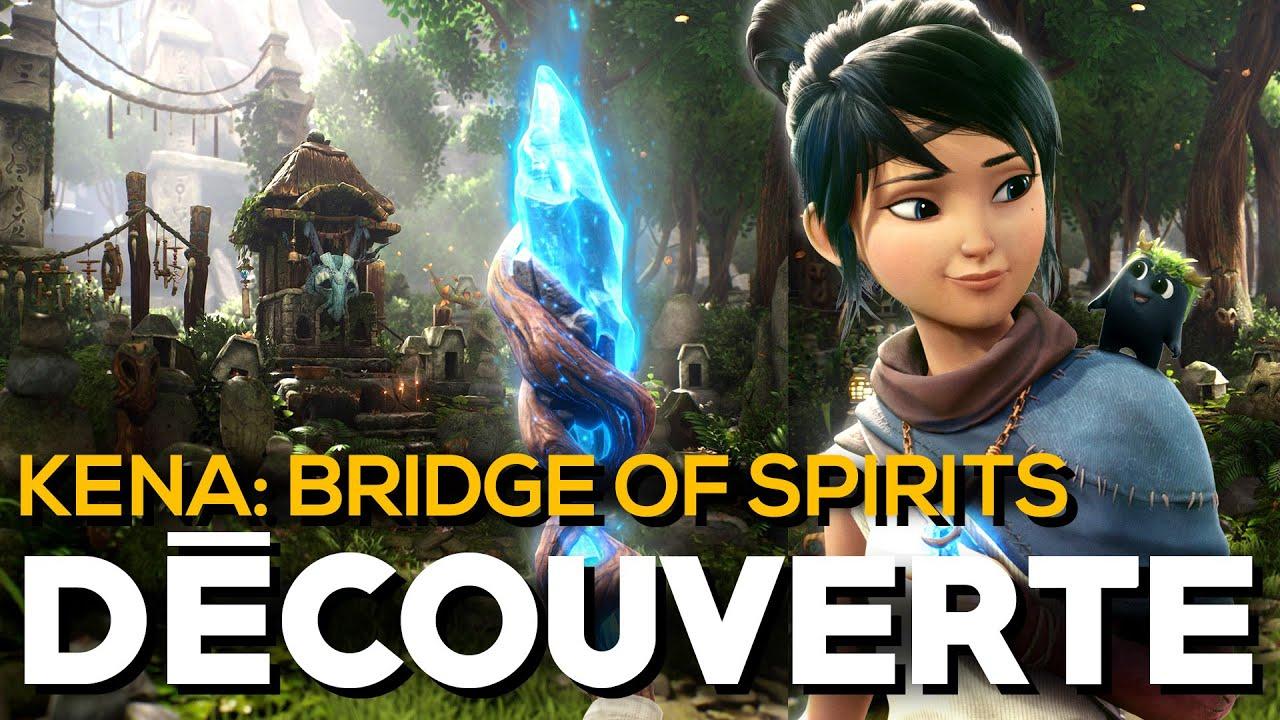 Download TROP BEAU POUR ÊTRE VRAI ? | Kena : Bridge of Spirits - GAMEPLAY FR
