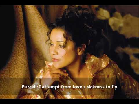 Kathleen Battle - I attempt from Love's Sickness to Fly