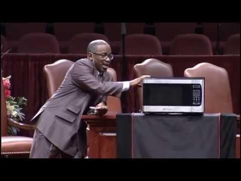 The Hype Man - IBOC Church Dallas - Pastor Rickie G. Rush