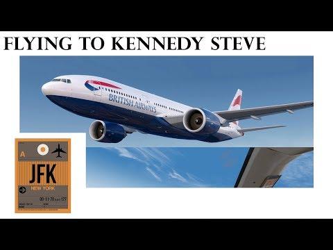 BA2273 | London Gatwick (EGKK) - New York Kennedy (KJFK) | VATSIM | PMDG 777