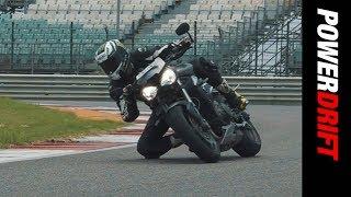 Triumph Street Triple RS : Motoring Mayhem : PowerDrift