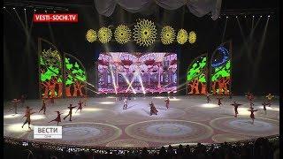 Шоу «Руслан и Людмила» в исполнении олимпийских чемпионов можно увидеть в Сочи