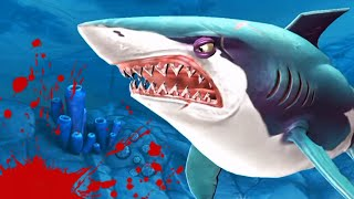 САМАЯ ДОРОГАЯ АКУЛА(Hungry Shark World - обзор крутого симулятора акулы! Купим самую дорогу за 50$? Понравилось видео? Нажми - http://bit.ly/VAkWxL..., 2016-07-20T04:00:00.000Z)