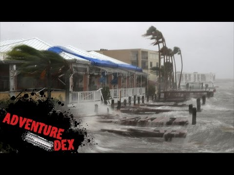 Hurricane Matthew Hits The Bahamas!!