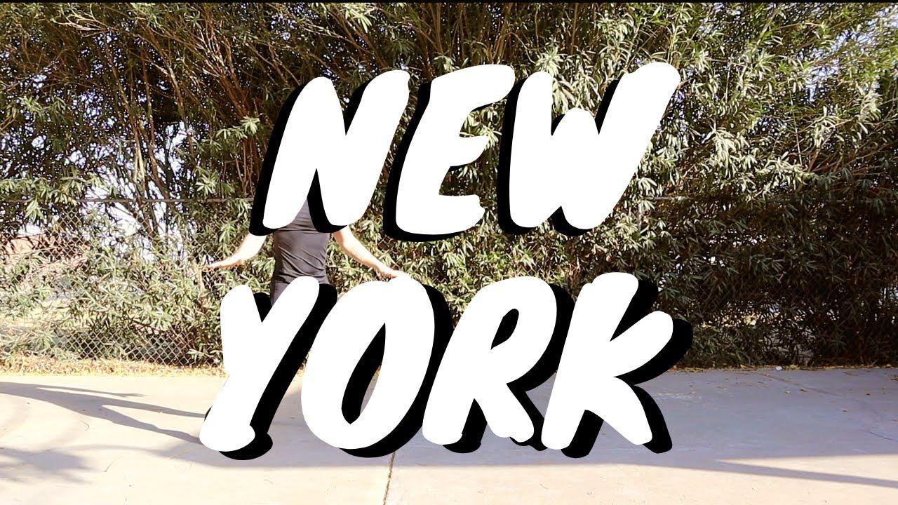 New York | Frank Sinatra | Choreography by Lizz Picini