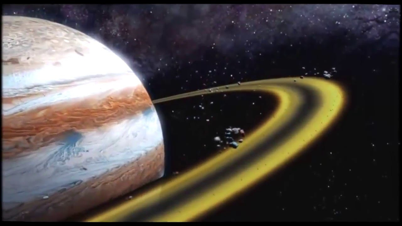 Спутники планет Солнечной системы