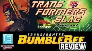 Transformers Bumblebee Movie FULL REVIEW - Non Spoiler Edition!