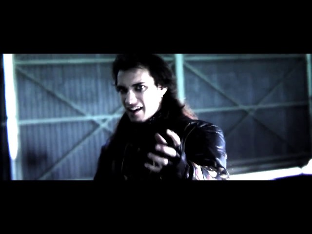 ANGUISH FORCE - Cry, Gaia cry (OFFICIAL VIDEO)