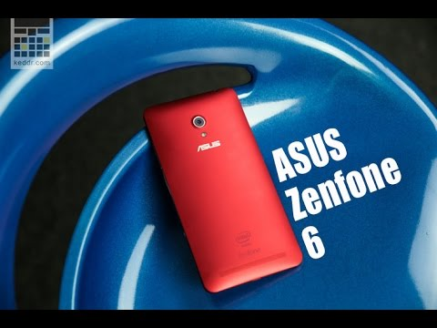 "ASUS Zenfone 6 - обзор смартфона с 6"" дисплеем HD, характеристики и дизайн"