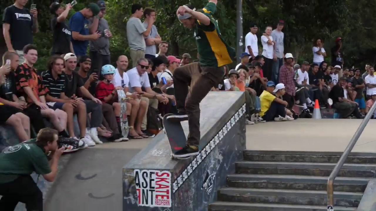 DC SHOES: SYDNEY SUPERTOUR DEMO 2019