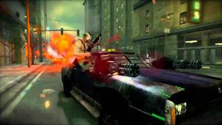 Twisted Metal | multiplayer gameplay trailer gamescom Köln 2010 Sony Playstation 3 (2011)
