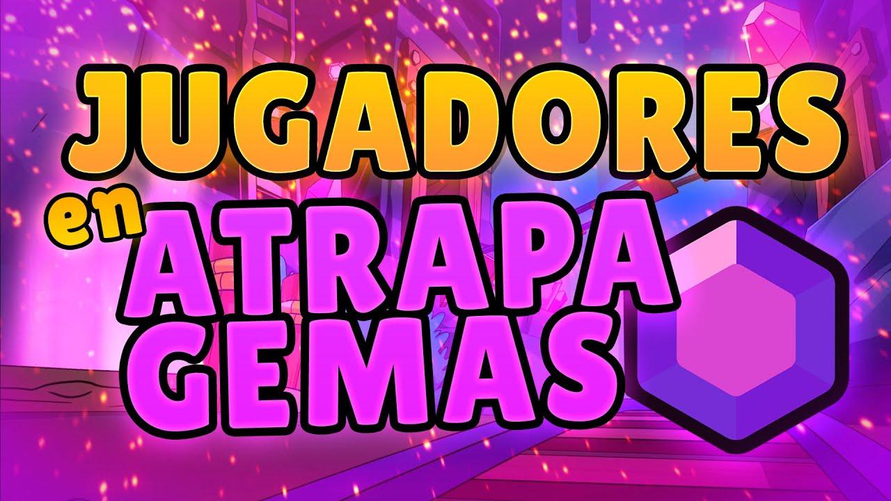 ¡TIPOS de JUGADORES en ATRAPAGEMAS! 💎   BRAWL STARS