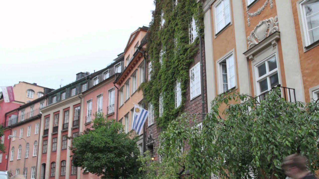 Arkitektur Låt Stockholm förbli vackert - YouTube