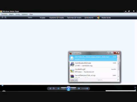 How to download music to windows media player (vista)