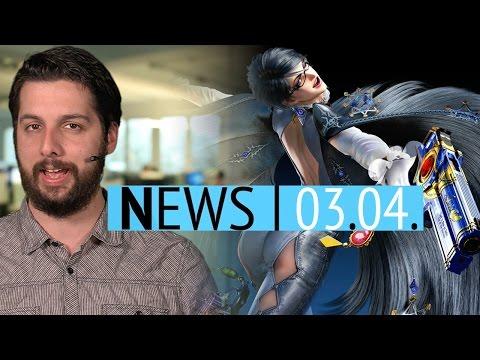 Red Dead Redemption 2 & Forza 7 Mit 4K-Grafik - Mysteriöse Bayonetta-Teaser-Website - News