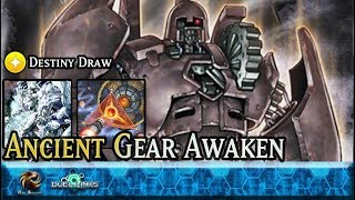 The Monarch Awaken, Ancient Gear Golem! | Yu-gi-oh! Duel Links