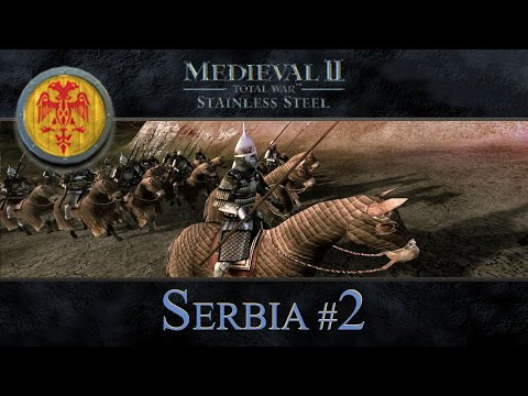 Principality of Serbia campaign Part 2 - Stainless Steel Historical Improvement Project
