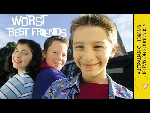 Worst Best Friends - Series Trailer