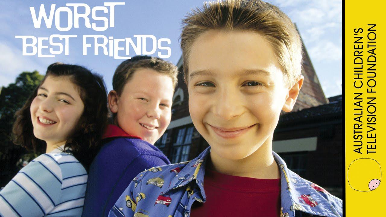 worst best friends series