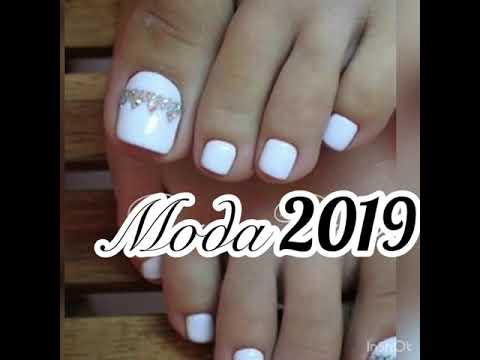 Nail Art Manicure Pedicure 2019 Маникюр педикюр 2019 самый лучший дизайн