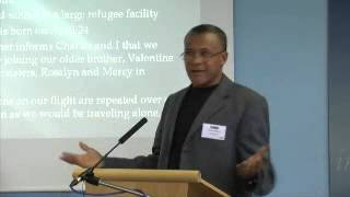Ireland & Biafra Conference: The Experiences of A Biafran Refugee in the Ivory Coast & Ireland