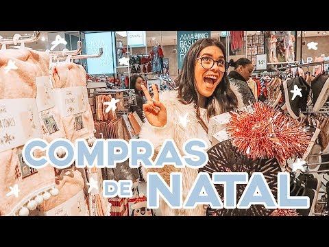 COMPRAS DE NATAL! | Catarina Filipe
