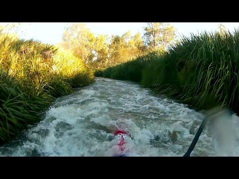 GOUDA TO BRIDGETOWN 2015   Berg River, South Africa