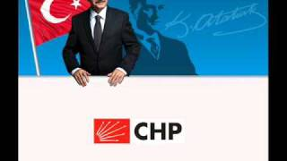 CHP Seçim Marşı - Faruk Demir  (CHP Yeni Seçim Müziği 2011)