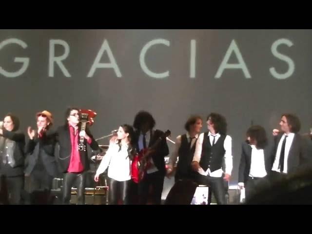 Tango En Segunda/El Amor Espera - Charly García & KASHMIR Orquesta - Lineas Paralelas- Córdoba, 2013