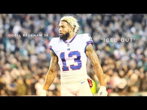 "Odell Beckham Jr || ""Iced Out"" || Career Highlights"