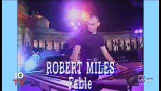 Robert Miles finale Festivalbar 1996 (Napoli)